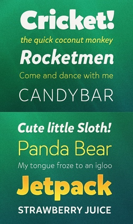 This Week in Fonts | Website Typography | Scoop.it