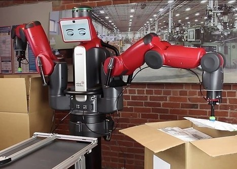 This Time Robots Really Are Going to Take Our Jobs | Technological Unemployment | Scoop.it
