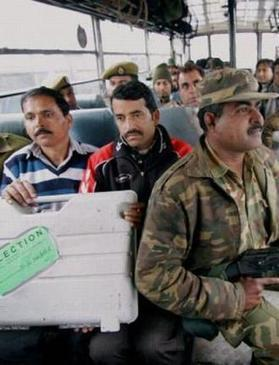 Fifth phase: Brisk polling in J-K , Jharkhand | Latest News | Scoop.it