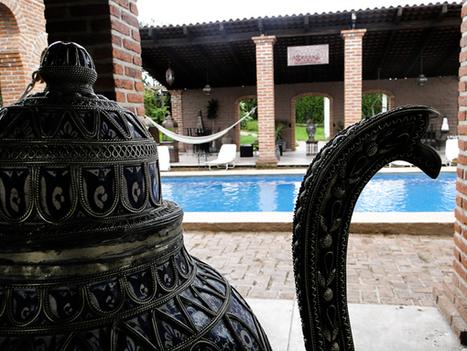 Hacienda La Magdalena, Jalisco | Haciendas de Mexico : Hoteles ... | Viajar en carretera gratis | Scoop.it