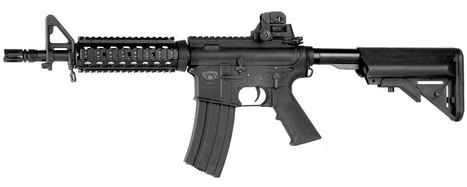 Blackwater - BW 15 Compact Polymer. | Airsoft Rider Shop | Scoop.it