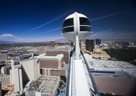 Dignitaries, Strip visitors experience air of new era as High Roller opens in Las Vegas. | Xposed | Scoop.it