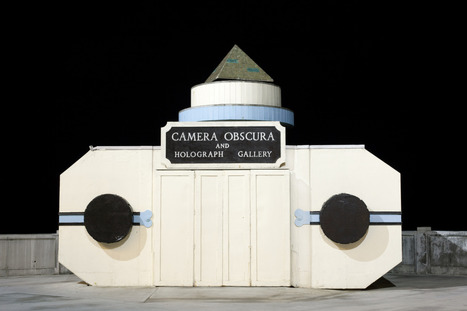 The Camera Obscura At Night, The Cliff House, Ocean Beach.<br/>by... | Digital-News on Scoop.it today | Scoop.it