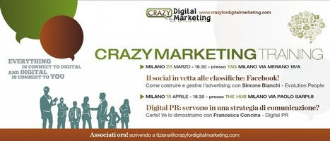 Training digital | Crazy for Digital Marketing | Digital Marketing B | Scoop.it