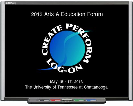 UTC Southeast Center for Education in the Arts | 2013 Forum | Arts Education and Technology | Scoop.it