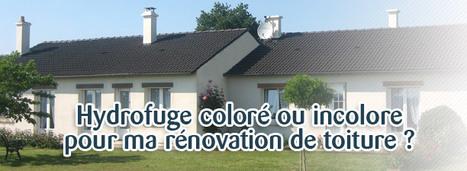 blog hydrofuge color ou incolore pour. Black Bedroom Furniture Sets. Home Design Ideas