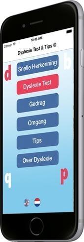 Dyslexie Test & Tips® | App voor iOS en Android | Dyslexie | Scoop.it