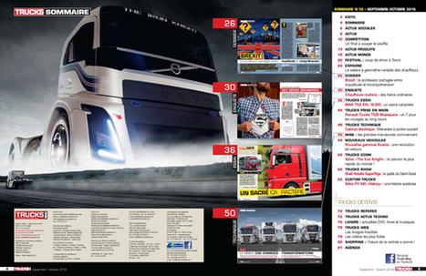 Trucks Mag est dans les kiosques ! - truck Editions | Truckeditions | Scoop.it