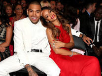 Rihanna and Chris Brown reunite, cozy up at the Grammys - CBS News | Criminal Law in California | Scoop.it