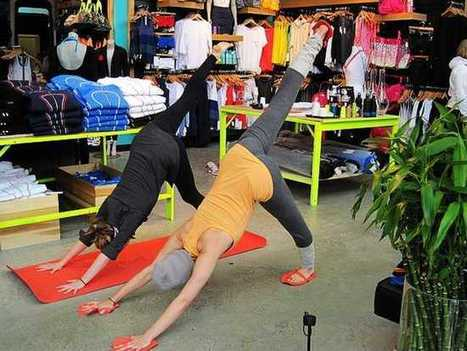 CUSTOMER: Lululemon Employee Made Me Bend Over To Prove My Pants Were See-Through   I can explain it to you, but I can't understand it for you.   Scoop.it
