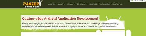 Cutting-edge Android Application Development | Android Application Development | Scoop.it