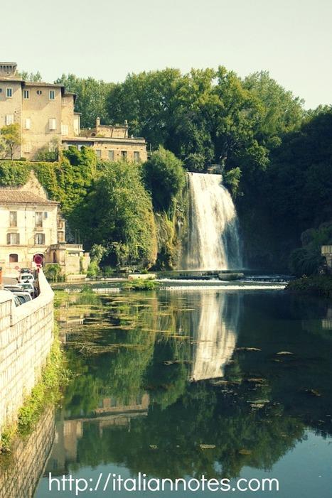 Isola del Liri Italy – A town with two waterfalls | Italia Mia | Scoop.it