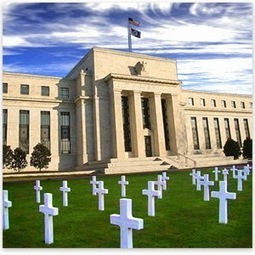 Who owns the Federal Reserve Bank? A phone conversation about the unseen operations of the Federal Reserve System | Hidden financial system | Scoop.it