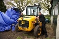 Tracker helps recover stolen dumper truck | Fleet News | TRACKER UK | Scoop.it