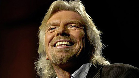 Richard Branson on Doing Good by Doing Good Business | ProjectGoodwill | Scoop.it