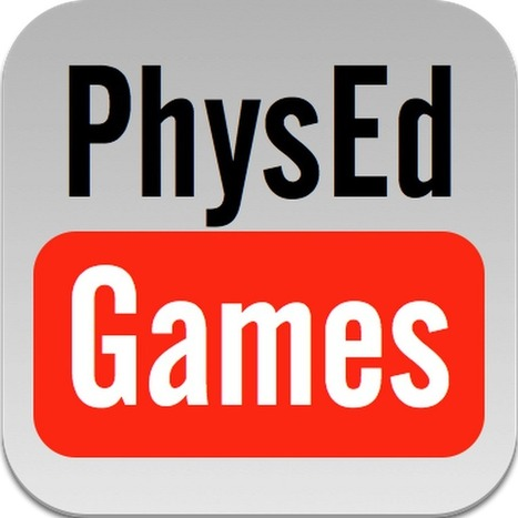 PhysEdGames - YouTube | Physical Education Resources | Scoop.it