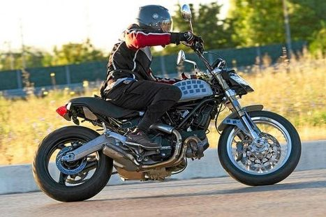 Ducati Scrambler Spotted Again | Ductalk Ducati News | Scoop.it