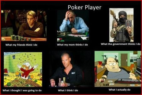 Poker Player | What I really do | Scoop.it
