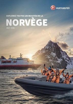 #Hurtigruten : la brochure 2017/2018 éditée à 50 000 exemplaires | Arctique et Antarctique | Scoop.it