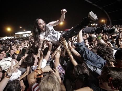 IOL Música - Steve Aoki está de volta ao festival Optimus Alive | Portuguese Summer Music Festivals | Scoop.it