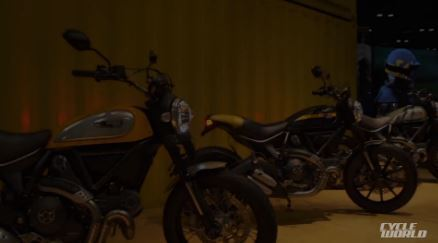 2015 Ducati Scrambler Introduction Video From AIMExpo 2014 | Ductalk Ducati News | Scoop.it