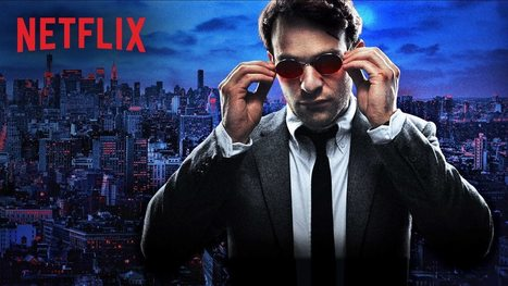 Daredevil is the Most Watched Show on Netflix | Netflix Down | VPN News | Scoop.it