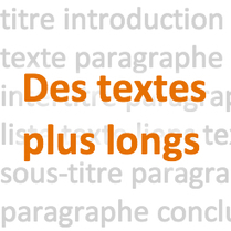 Des textes plus longs dans le top 5 des rankings - Blog de greatcontent.fr | EcritureS - WritingZ | Scoop.it