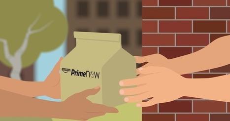 Ya hemos hecho la compra en Amazon Prime Now, el nuevo rival de los supermercados | #TRIC para los de LETRAS | Scoop.it