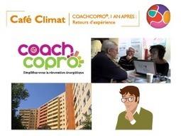 Café Climat : 1 an du CoachCopro®, retours d'expérience   Copropriété   Scoop.it