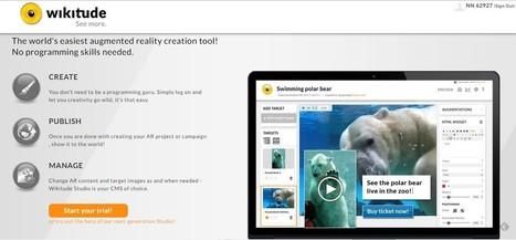 Wikitude Studio: realidad aumentada profesional - Emiliusvgs | REALIDAD AUMENTADA Y ENSEÑANZA 3.0 - AUGMENTED REALITY AND TEACHING 3.0 | Scoop.it