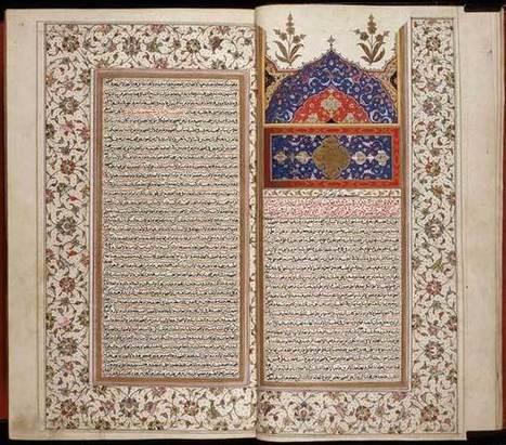 La British Library va numériser des milliers de documents historiques du Moyen Orient et d'Asie du Sud Est   Clic France   Scoop.it
