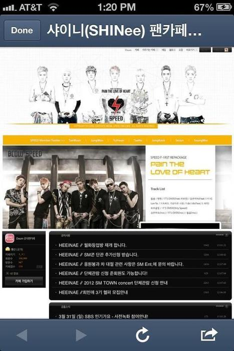 Twitter / PandaStripes: Lol. So Shinee and Speed's ... | Unique Design | Scoop.it