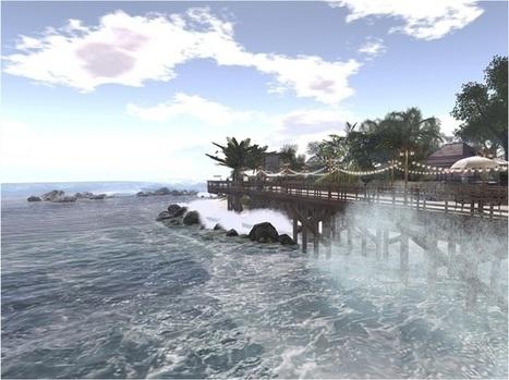 {Ville Par La Mer}, Royaume de Versailles - Second life | Second Life Destinations | Scoop.it