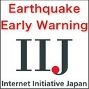 """[eng] """"Earthquake Early Warning"""" posting on Twitter 