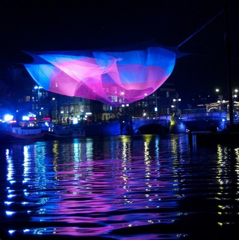 Janet Echelman: 1.26 Sculpture | Art Installations, Sculpture | Scoop.it