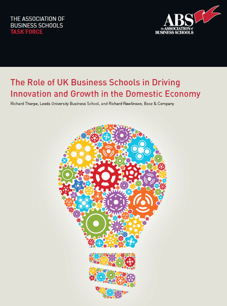 Business Schools are Driving Innovation in the Domestic Economy UK according to new ABS report | Dual impact of research; towards the impactelligent university | Scoop.it