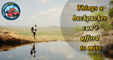 Things a backpacker can't afford to miss | Self Drive Trips | Scoop.it