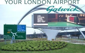 Gatwick Airport Taxi Service: London Gatwick Police Clamps Down On Driver Waiting For Uber Booking   Heathrow Gatwick Cars   Scoop.it