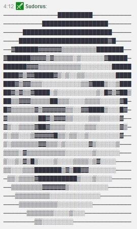 Nick Call on Twitter | ASCII Art | Scoop.it