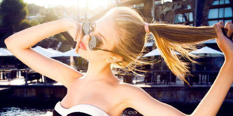 Originele 'luie kapsels' die je in een handomdraai maakt | Kapsels voor vrouwen | Scoop.it