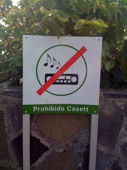 No music ! | DESARTSONNANTS - CRÉATION SONORE ET ENVIRONNEMENT - ENVIRONMENTAL SOUND ART - PAYSAGES ET ECOLOGIE SONORE | Scoop.it