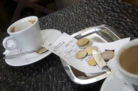 How to Tip When Traveling Around the World - Huffington Post | The wonderful world of Travel | Scoop.it
