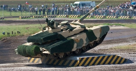 Next Big Future: Russia develops stealth ferrite material to protect tanks and planes against precision guided weapons | Outbreaks of Futurity | Scoop.it