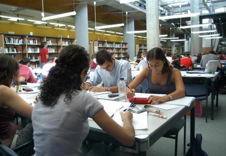 Doce bibliotecas de Madrid amplían horario para los alumnos que preparan exámenes   Boletín de Noticias de la Asociación ABDM. Febrero 2014   Scoop.it