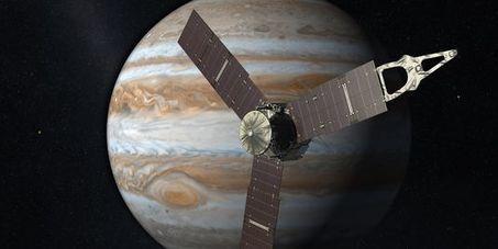 L'histoire de Jupiter expliquerait la singularité de notre système solaire | Merveilles - Marvels | Scoop.it