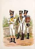 LES LUXEMBOURGEOIS, SOLDATS DE LA FRANCE 1792 - 1815 | GenealoNet | Scoop.it