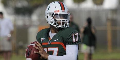 Football Releases Post-Spring Depth Chart | Miami sports media | Scoop.it