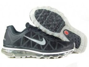 Nike Air Max 2011 Mens Black Silver | fashion outlet | Scoop.it
