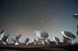 ALMA, la red de radiotelescopios que explicará el origen del universo | Uso inteligente de las herramientas TIC | Scoop.it