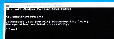 How to enter Windows 10's Safe Mode | PCWorld | FootprintDigital | Scoop.it